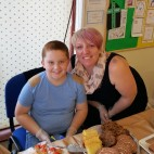 Tearfund Bake Off at the Well.