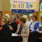 Women's Fellowship September 2015.